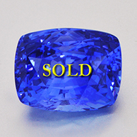 Natural Top Quality Untreated Sri Lanka Blue Sapphire