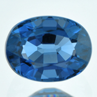 Unheated Shani Uparatna: Blue Spinel for Vedic Astrology (Jyotish) and Ayurveda