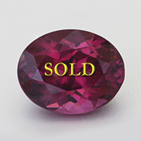 Red Spinel for Jyotish