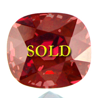 Top Quality Vedic Red Spinel - Jyotish Uparatna for Sun