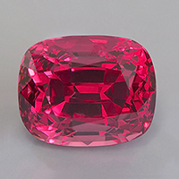 Top Quality Red Spinel - Jyotish Uparatna for Sun