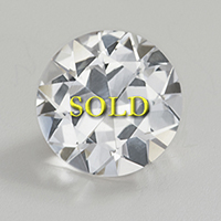 Certified Unheated Untreated White Sapphire 3.14 carats