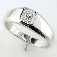 Diamond Ring for Jyotish (Vedic Astrology) & Ayurveda
