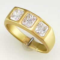 Men's Diamond Ring for Jyotish