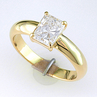 Diamond Ring for Jyotish