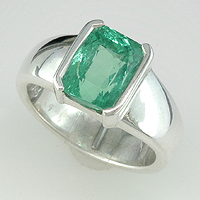 Ladies' Emerald Ring