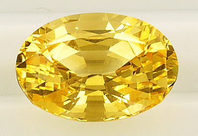 Crystal Yellow Sapphrie